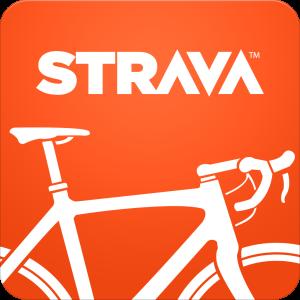 Strava bike logo